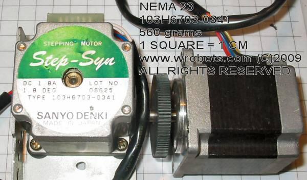 Sanyo Denki Stepper Motor Stepper Motor Datasheet