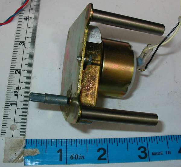 motor:200-027A_3A0022901 Autotrol Pear shapped