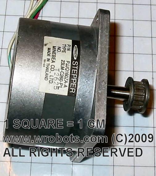 motor:23LM-C260-P1 aka PJJQ160ZA-A Astrosyn minebea co