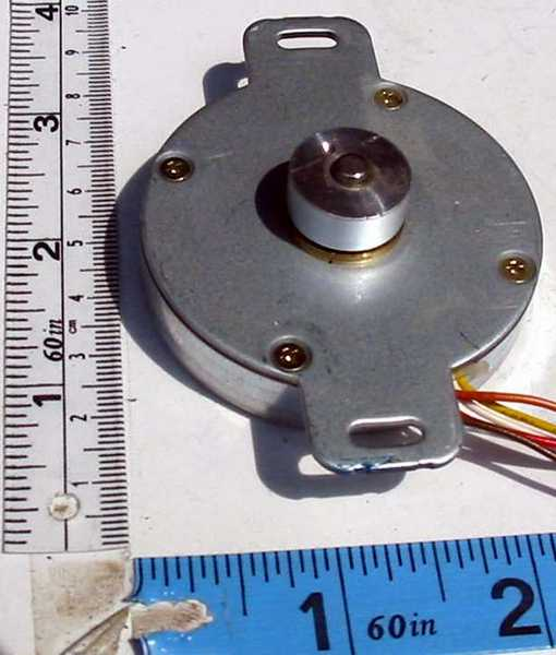 motor:MSJE200A53 Sankyo Mitsubichi Disk Drive stepper