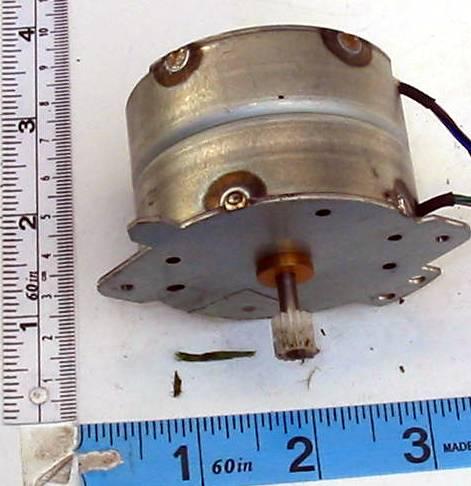 motor:PM60-H418Z21B_RH7-1094 Cannon Cannon 7.5 deg stepper