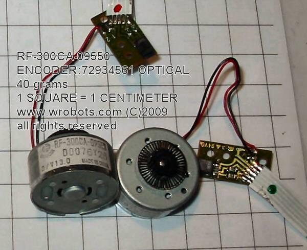 motor:RF-300CA-09550-OPTICAL-ENCODER Mabuchi