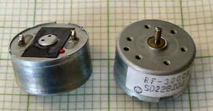 motor:RF-300CH Mabuchi Torque up motor