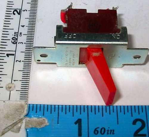 switch:SDL-215  Power switch