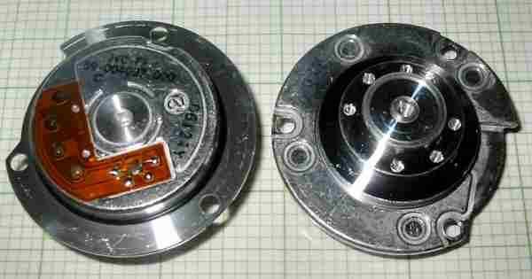 motor:59-004037-000 000C 000B JVC NIDEC Hard disk brushless motor