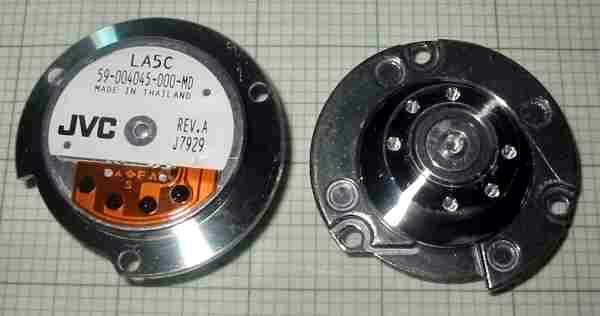 motor:59-004045-000 md p5 000a JVC sankyo nidec Hard disk brushless motor