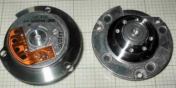 59 004046 000b 000a Motor Hard Disk Brushless Jvc Nidec